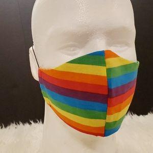 3 for $15 🌈 Rainbow mask( Bundle & Save)
